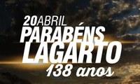 Aniversário de 138 de Lagarto é assunto da Sessão