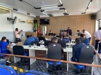 Câmara de Lagarto realiza eleição da mesa diretora para biênio 2023/2024