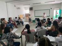 ELEGE na oficina de formação de professores
