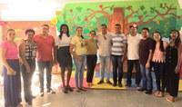Encerramento do projeto de leitura e produção de textos no Colégio Frei Cristóvão