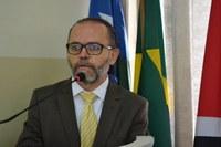 Juiz Jailson Souza, da 8ª Vara Federal, explana sobre a comemoração dos 5 anos da Vara Federal no município