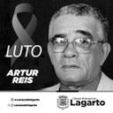 Luto Artur Reis