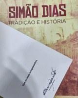 Presidente da Câmara de Lagarto recebe livro do governador Belivaldo Chagas