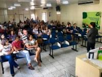 Semed realiza Encontro com professores que trabalharão com o Sistema Scliar