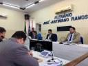 Sessão na Câmara conta com apresentação da Secretária de Educação e votação de comissões