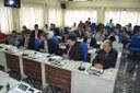 Vereadores discutem importância de Projeto de Lei enviado pelo Poder Executivo Municipal